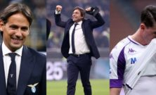 Serie A, top & flop: Conte e Inzaghi dominano i derby. Fiorentina, che figuraccia
