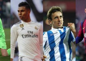 La Liga, l'undici ideale al termine del girone d'andata
