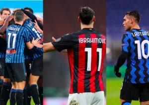 Serie A, top & flop: la Dea domina i campioni d'inverno, male Ibra e Lautaro