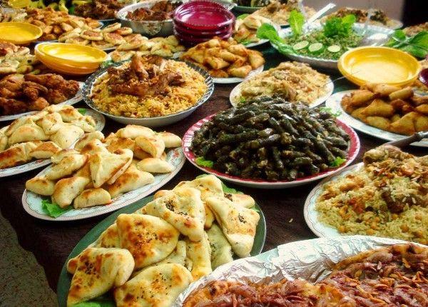 Ricette dal mondo: la cucina araba