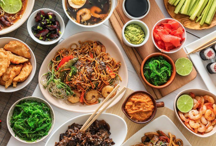 Ricette dal mondo: la cucina asiatica