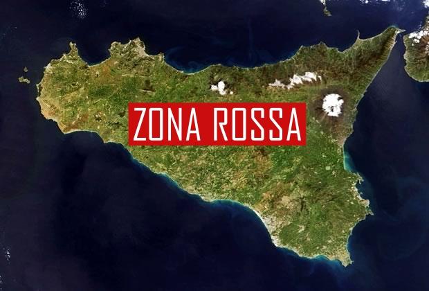 Sicilia zona rossa: tutte le restrizioni dell'ordinanza Musumeci