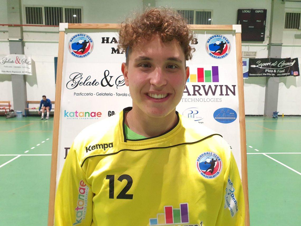 Il giovane portiere Sebastiano Coppola convocato in nazionale Under-19