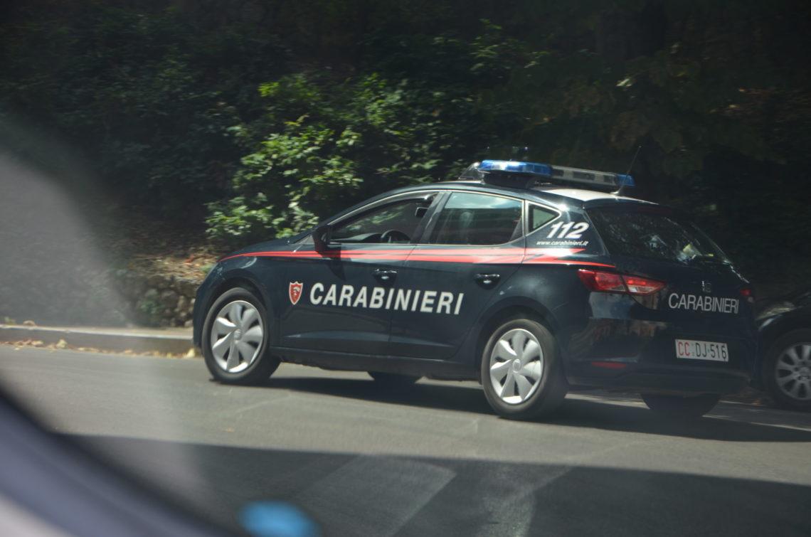 Carabinieri di Foligno: robusto controllo anticrimine del territorio