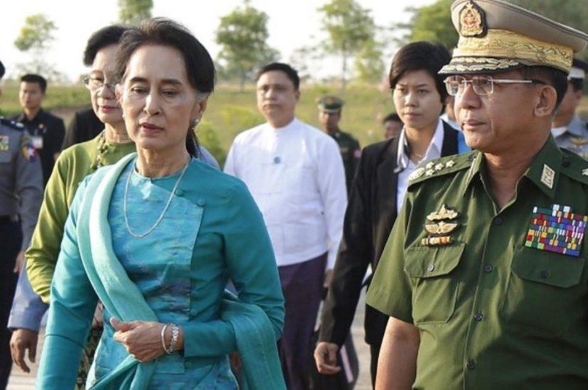Colpo di stato in Birmania: arrestata la leader Aung San Suu Kyi