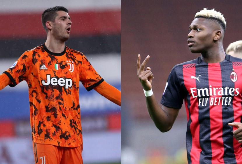 """Morata, Leao e il gol """"surclassato"""" dall'ombra di Ronaldo e Ibrahimovic"""