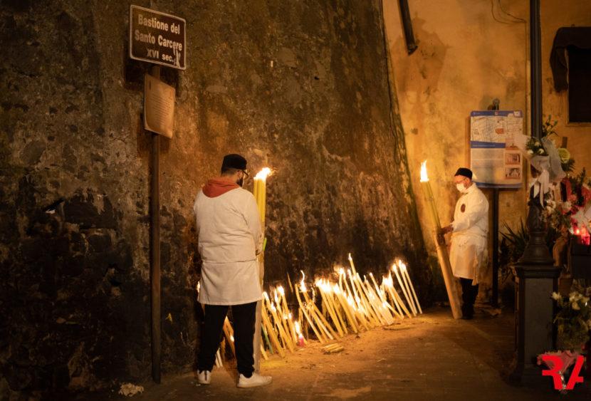 Sant'Agata 2021: Catania dimostra disciplina, ma non dimentica la fede – FOTO e VIDEO