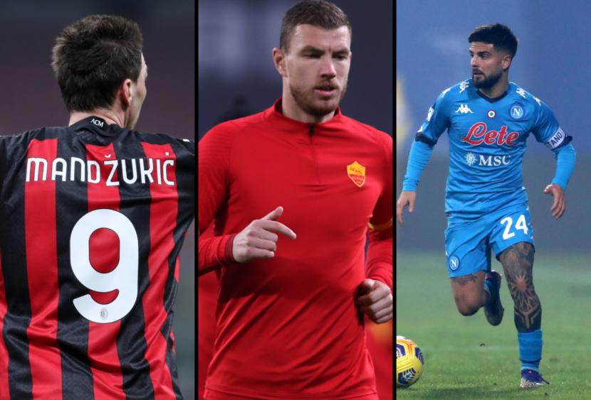Europa League, Dzeko si riprende la Roma. Pari Milan, cade il Napoli