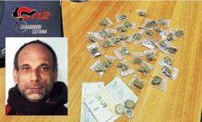 Catania, nasconde la droga nel vano ascensore…arrestato