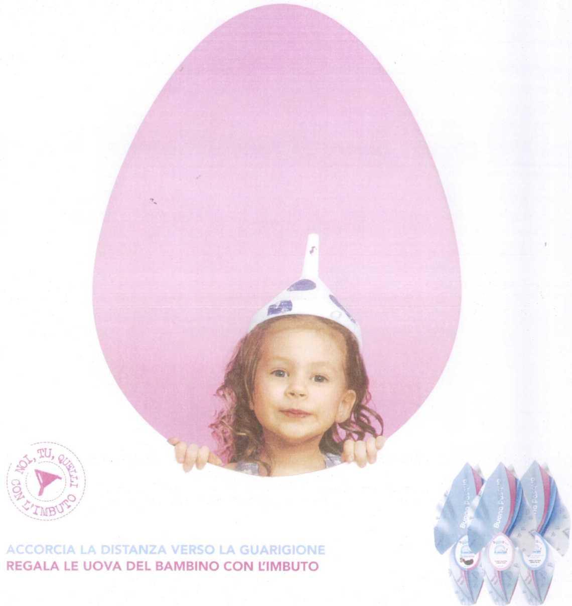 """""""Cerco un Uovo amico"""", la polizia a sostegno dell'associazione per la lotto al neuroblastoma"""