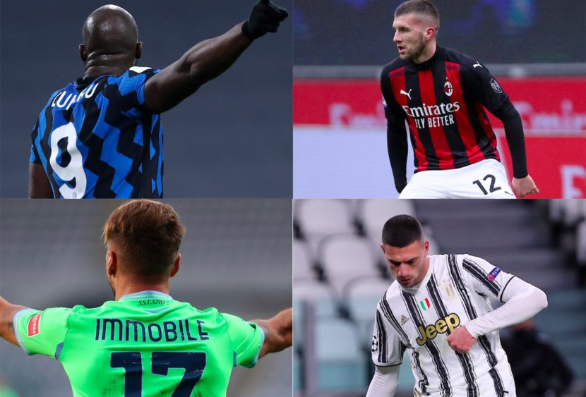 Serie A, top & flop: Lukaku on fire, riparte il Milan, male la Lazio e Demiral