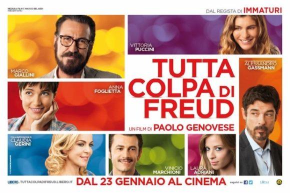 Tutta colpa di Freud, tra pochi giorni da film a serie tv su Amazon Prime