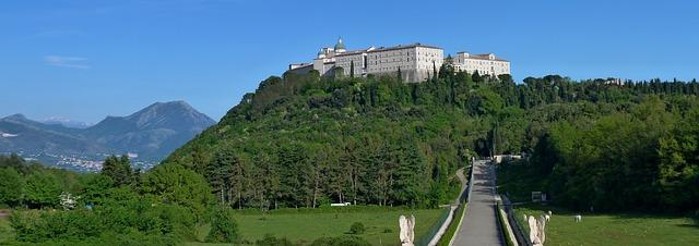 Viaggio nelle meraviglie d'Italia. Seconda tappa: i luoghi della spiritualità