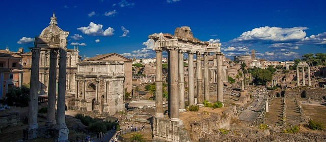 I siti archeologici: terza tappa del viaggio attraverso le meraviglie d'Italia