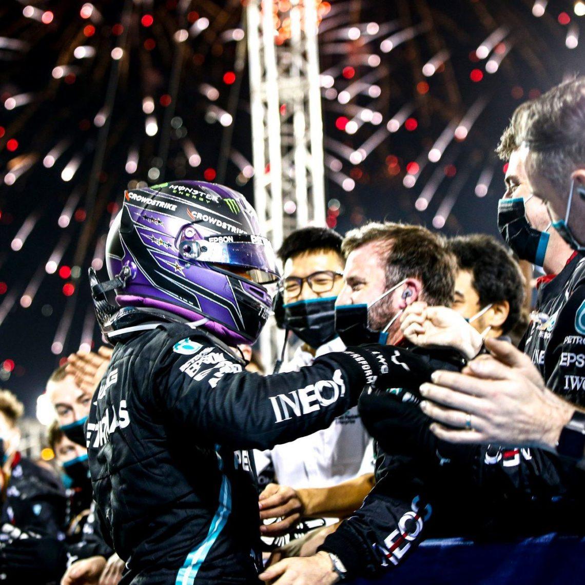 F1, pagelle Bahrain: Verstappen ci prova ma vince Lewis, delusione Vettel