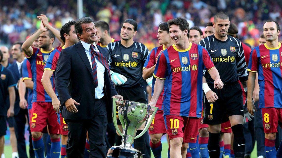 Barcellona: Laporta eletto presidente, Messi pronto a restare?