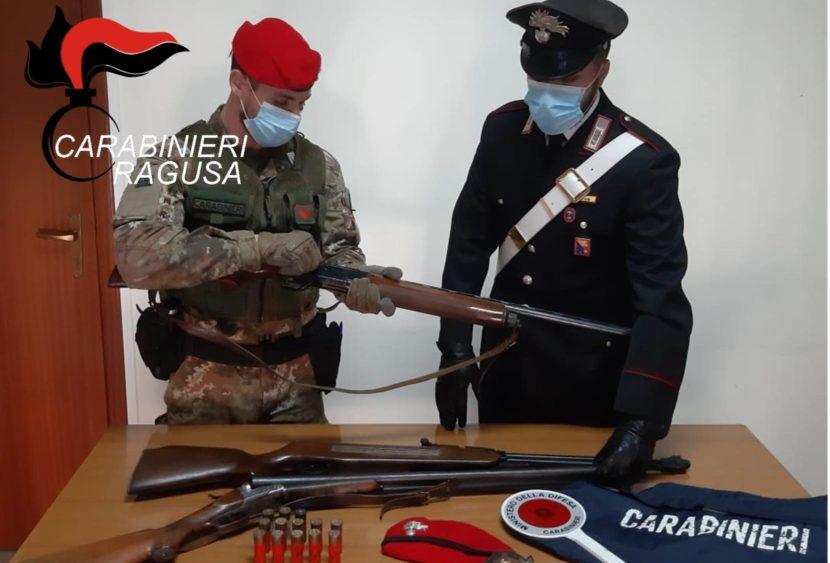 Controlli dei Carabinieri nel territorio ragusano: arrestate quattro persone
