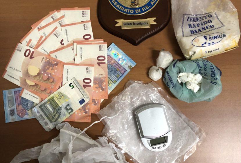 Commissariato di Acireale (CT): arrestato spacciatore