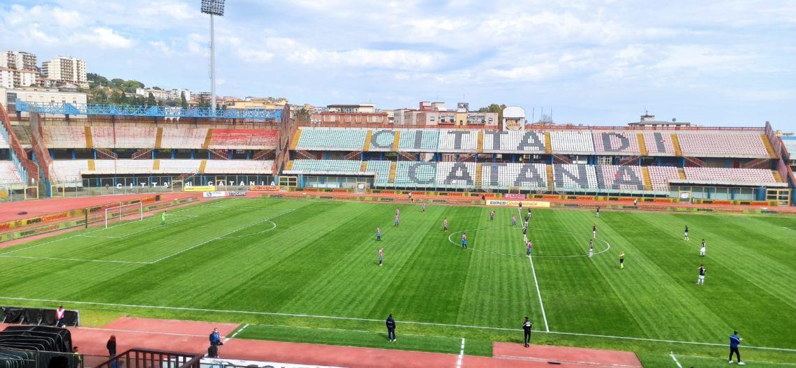 Calcio Catania, il Coni respinge il ricorso sui due punti di penalizzazione