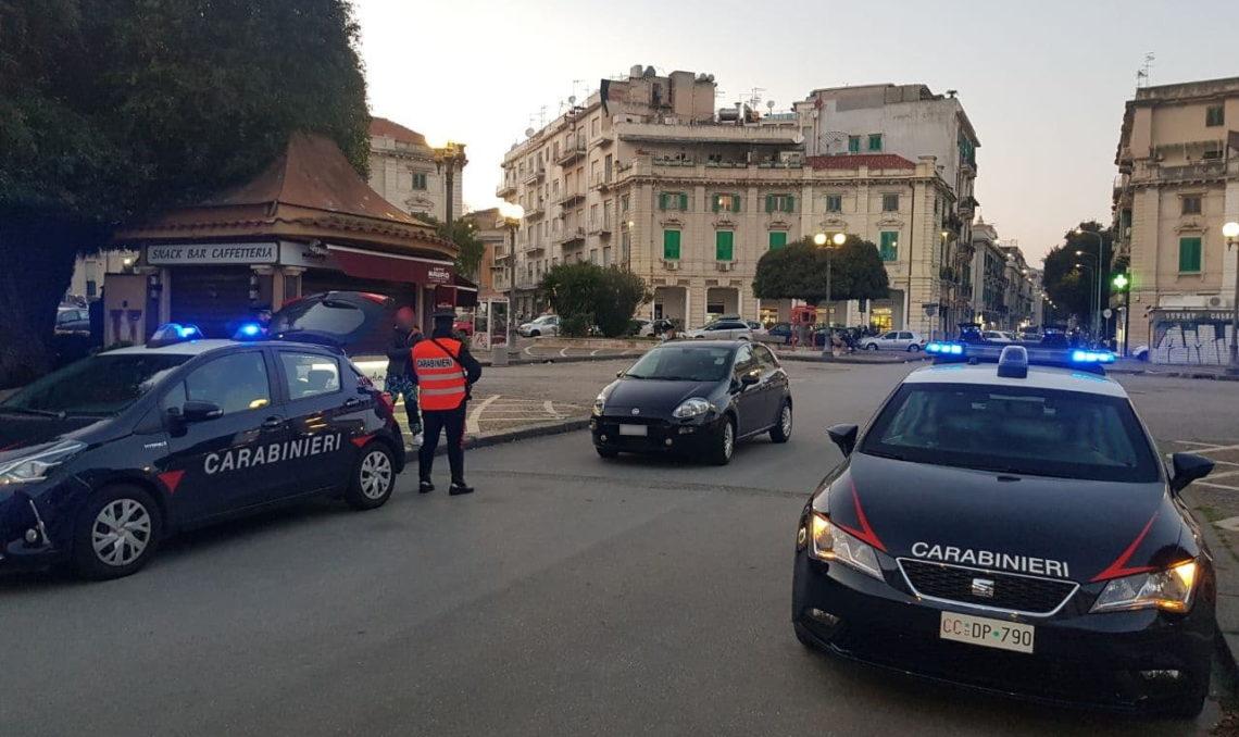 Messina, controlli straordinari dei carabinieri: arresti, denunce e sanzioni