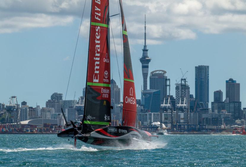 36esima America's Cup: Luna Rossa sfiora l'impresa, vince New Zealand