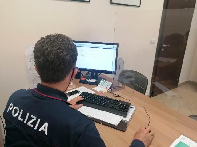 Commissariato Centrale di Catania: un indagato per furti serali