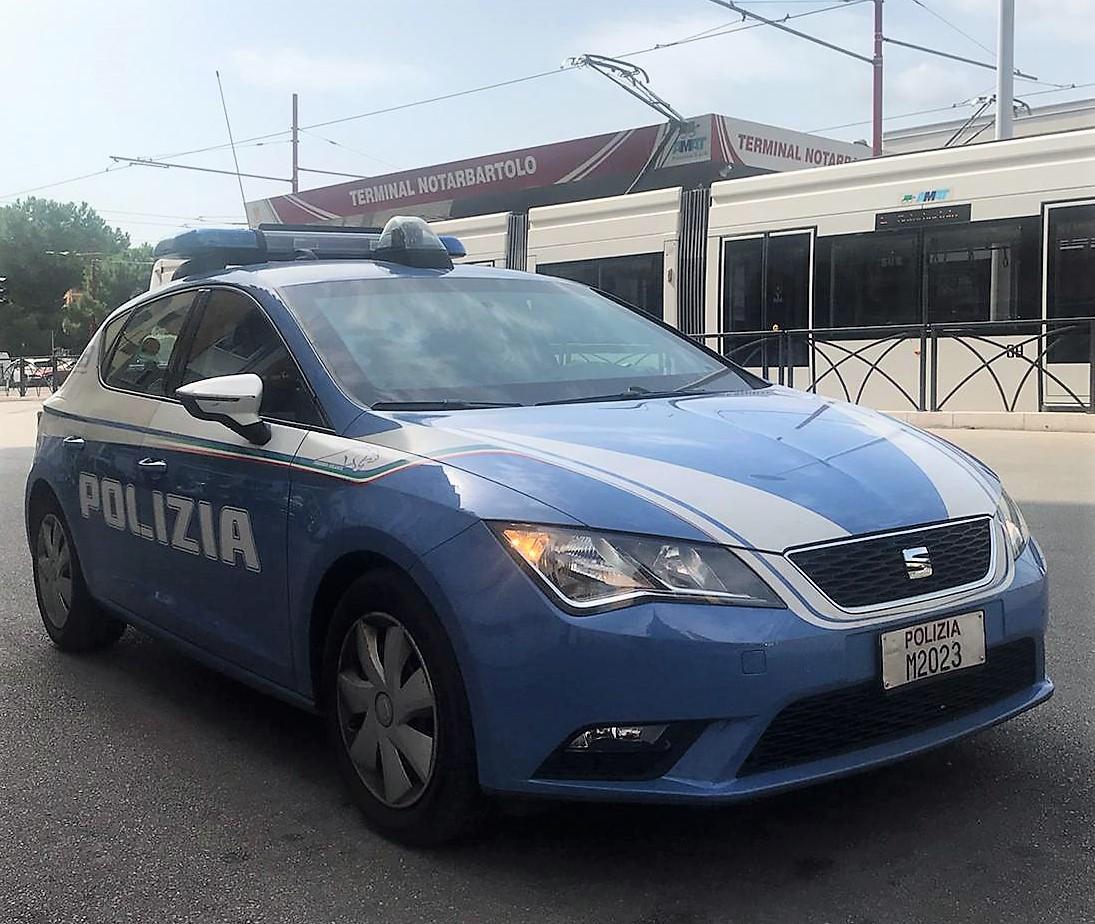 Adrano (CT), attività della Polizia di Stato contro le violazioni del coprifuoco