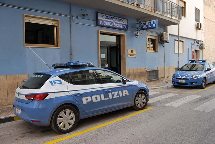 La Polizia arresta un marsalese che aveva tentato di accoltellare un agente