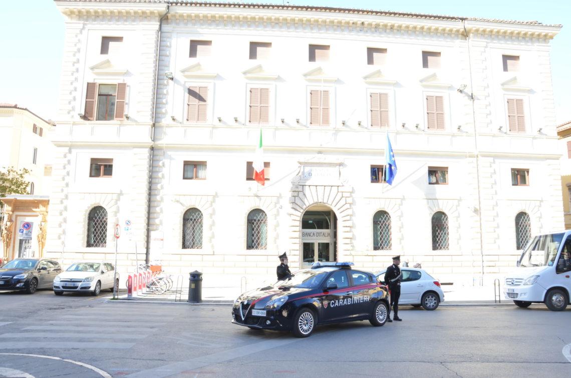Un deferimento dei Carabinieri per inosservanza della legge sull'immigrazione