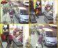 Arrestato uomo armato che tentò una rapina in un supermercato