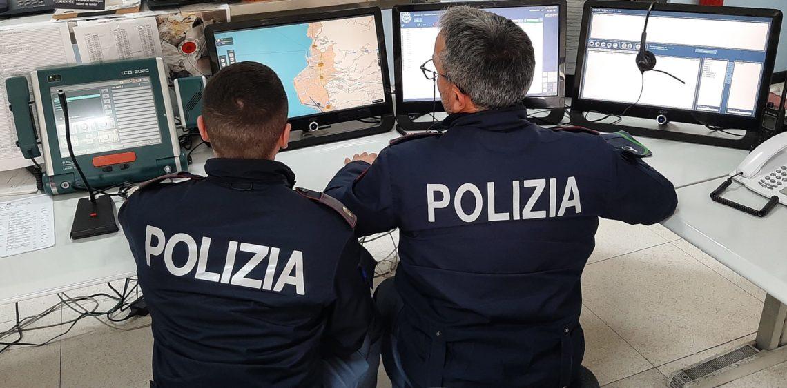 Polizia: arrestato un 41enne reggino che ha aggredito la moglie incinta