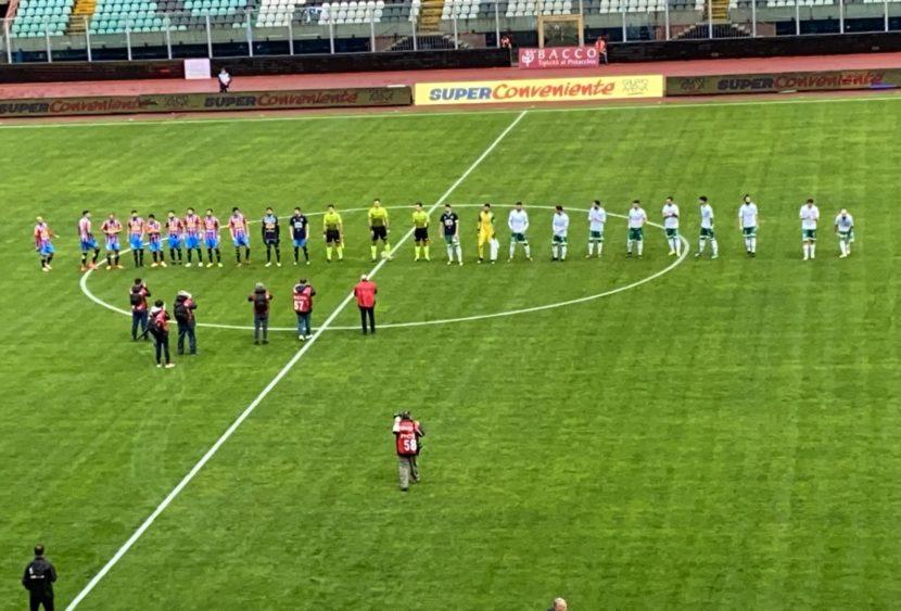 Catania: esordio positivo per Baldini, 3-1 all'Avellino