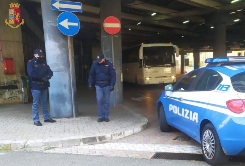 Messina, controllo del territorio. Tre le persone arrestate