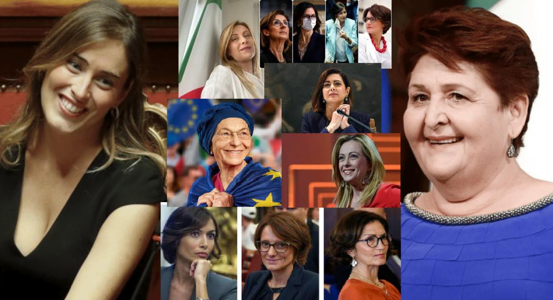 Donne e politica italiana: un binomio di insulti e solidarietà