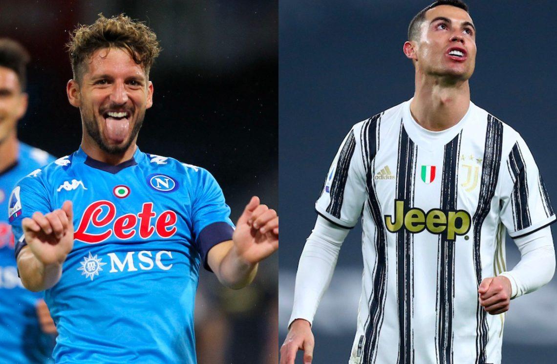 "Serie A, top & flop: Juve ""stregata"", Mertens piega la Roma"