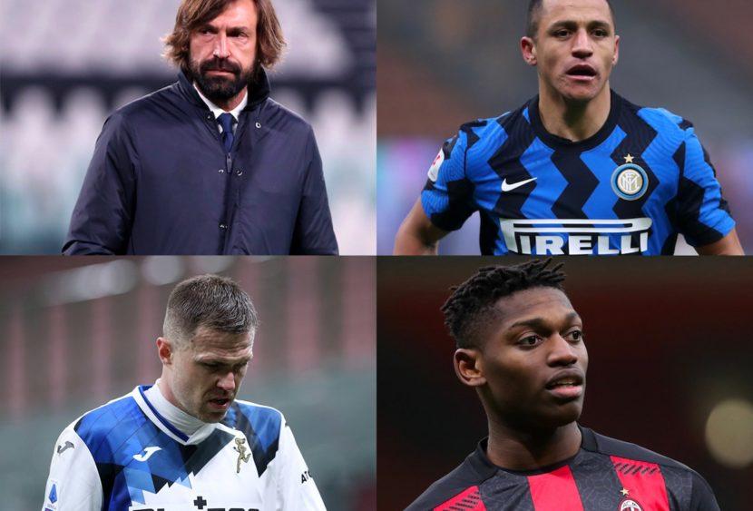 Serie A, top & flop: Dea e Sanchez show, Pirlo piega lo Spezia, male il Milan