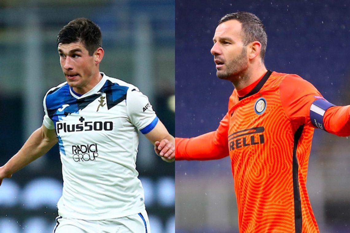 Serie A, top & flop: la Dea si fa spazio sul podio, Handanovic rallenta l'Inter