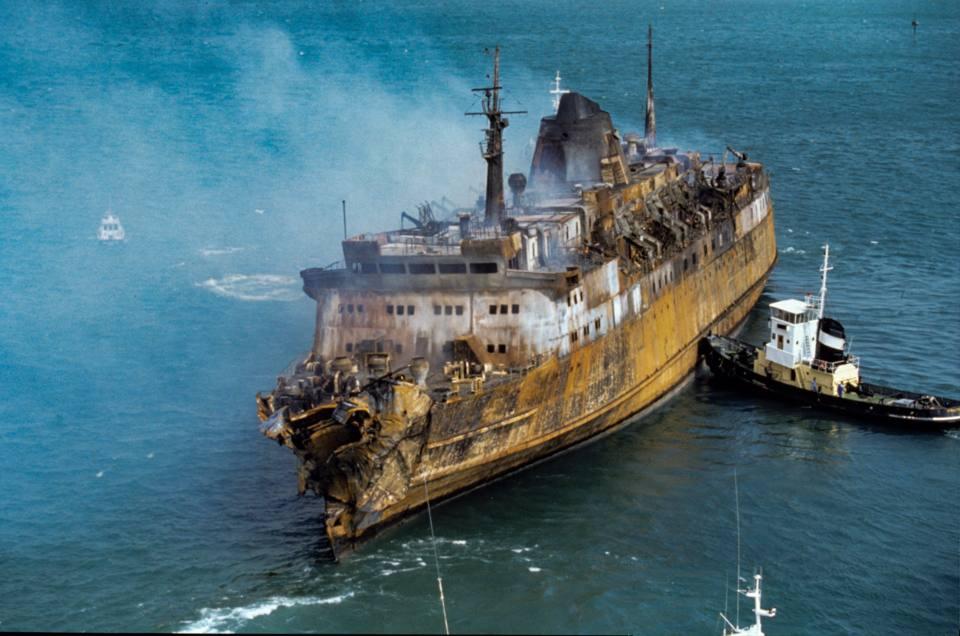 10 aprile 2021: Il CNDDU ricorda le vittime della Moby Prince