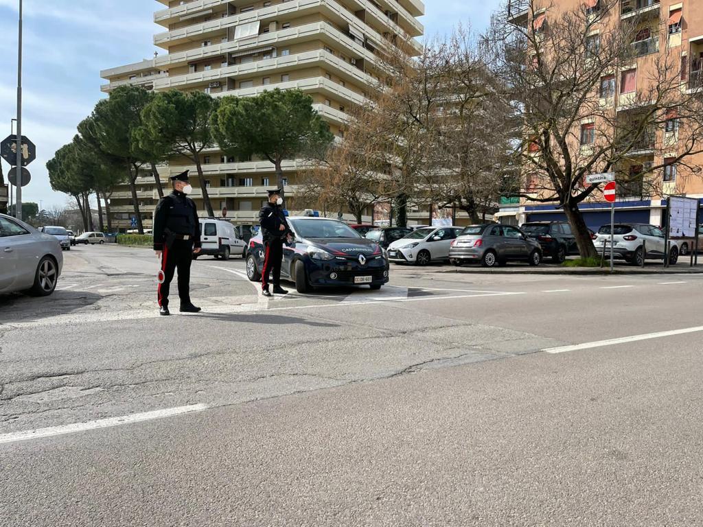 I Carabinieri arrestano un tunisino in esecuzione di O.C.C.C.