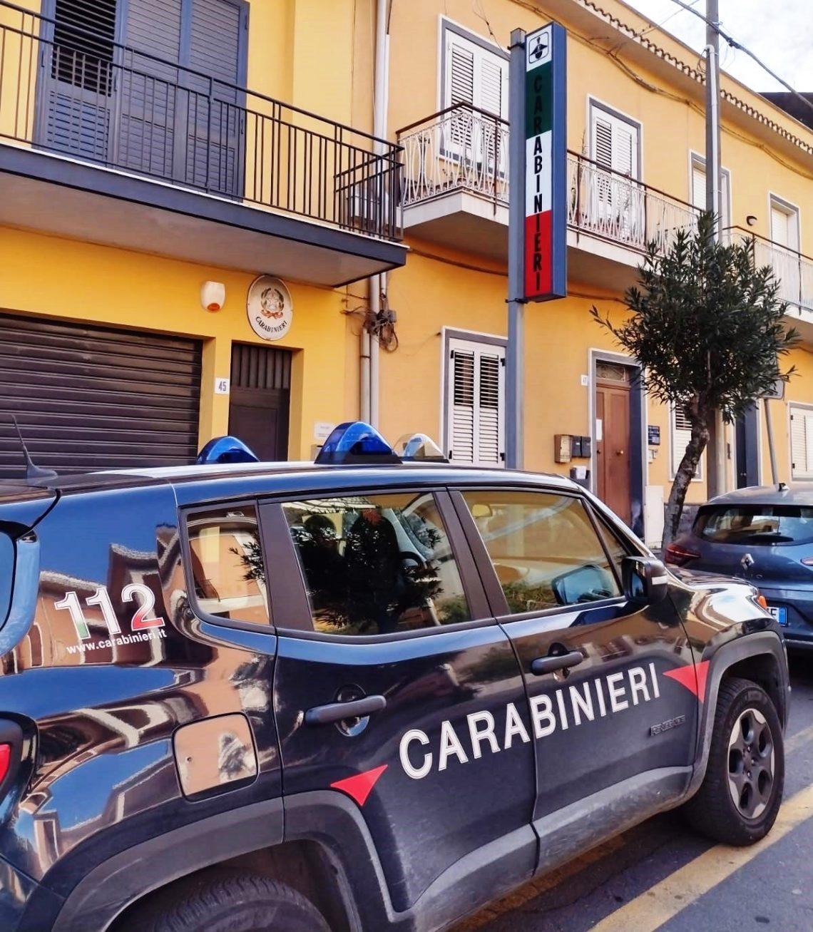 Catania, droga al Villaggio Dusmet: 3 le persone arrestate tra le quali un minorenne
