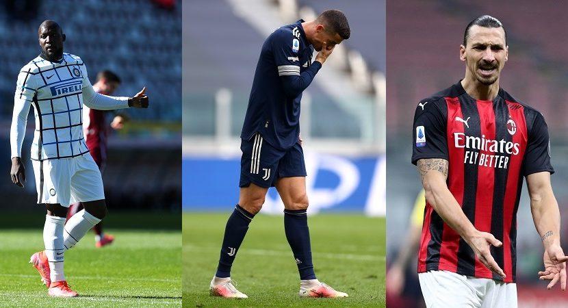 Serie A, top & flop: Lukaku trascina l'Inter in fuga, si fermano Juve e Milan