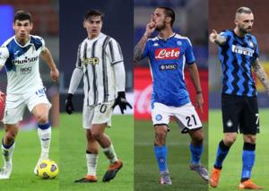 Serie A, le lotte per la Champions e per la salvezza entrano nel vivo