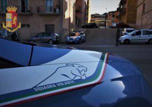 Catania, arrestato un