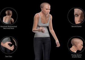 Mindy, l'umano 3D del 2100 che allarma sulla