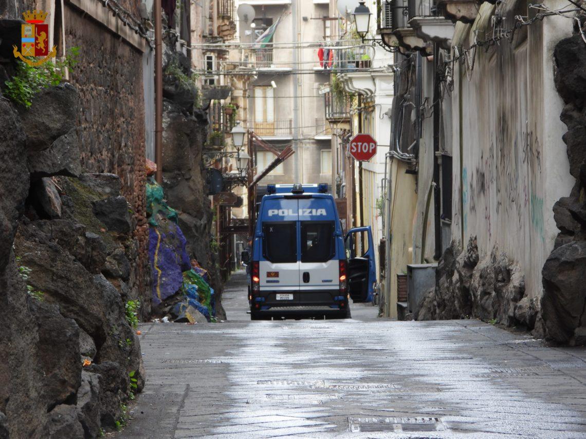 Catania, proseguono i controlli nel quartiere San Berillo Vecchio