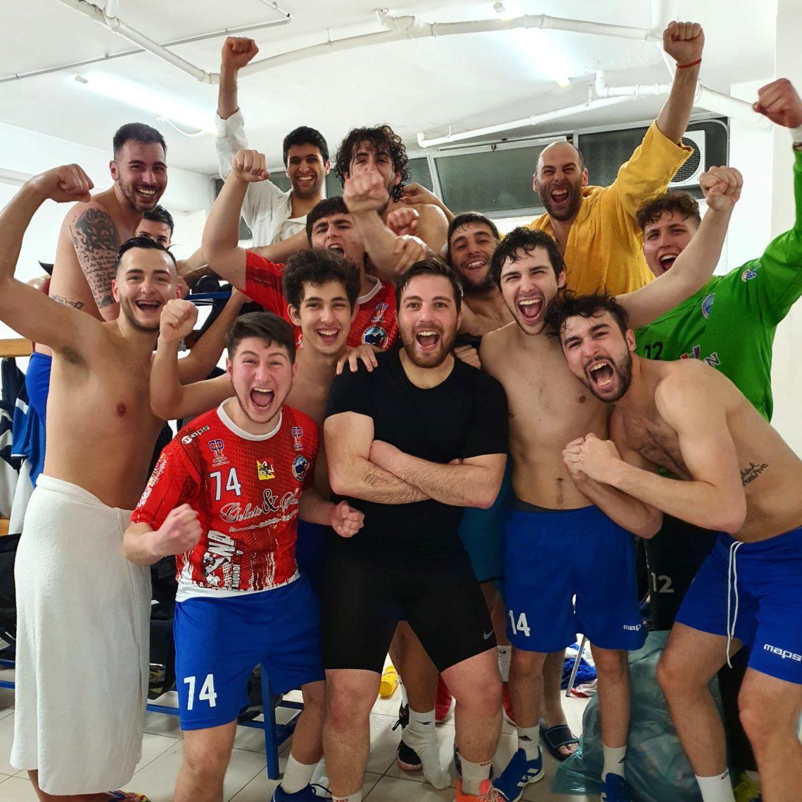 Handball, Mascalucia 32–27 Palermo: 4° posto in solitaria dopo una gara dominata