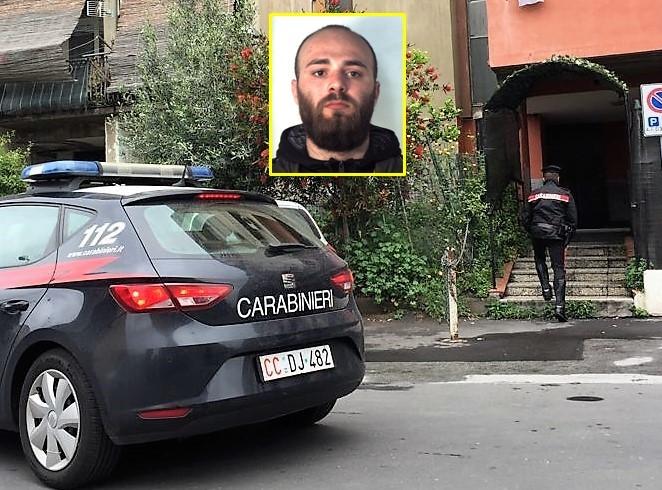 Catania, spacciatore  in manette al 121 di via Capo Passero