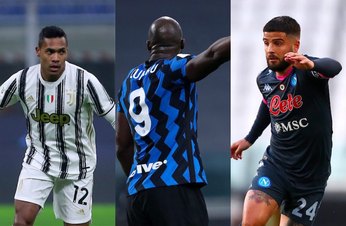 Serie A, top & flop: Napoli devastante, Alex Sandro on fire, Lukaku delude