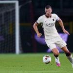 Europa League | Edin Dzeko, attaccante della Roma