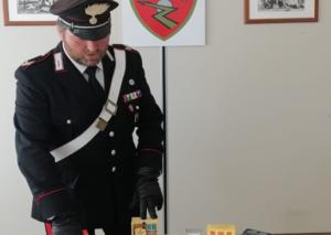 Modica (RG), andava in giro armato e deteneva arsenale, arrestato dai Carabinieri